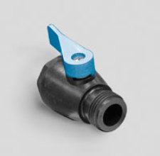 Heavy Duty Plastic Shut-Off Valve : garden hose shut off - www.happyfamilyinstitute.com